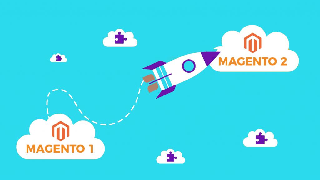 Iz Magento 1 na Magento 2: bav bav ali nujnost?
